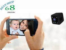 Mini wifi camera quay phim full HD, tích hợp pin MC61