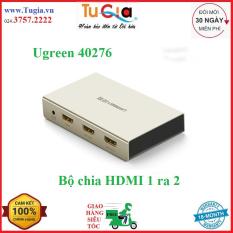 Bộ Chia HDMI 1-2 Ugreen 40276 – Hàng Chính Hãng