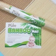 [HCM]Chiếu Tr&uacutec Điều H&ogravea Bamboo 60X90Cm/60X120Cm Chống HămCong Lưng Cho B&eacute