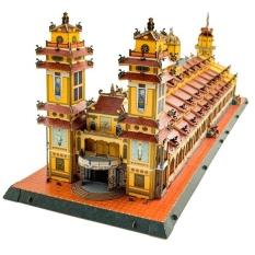 Bộ Lắp Ráp Mô Hình Giấy 3D Toà Thánh Tây Ninh