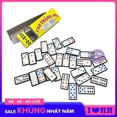 Hộp đồ chơi bộ cờ Domino Cao Thắng bằng nhựa – ĐỒ CHƠI CHỢ LỚN