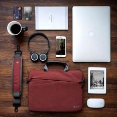 Túi Xách Tomtoc A45 Messenger Bags Macbook 13/15inch – Đỏ