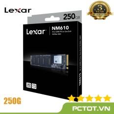 Ổ cứng SSD PCIe NVMe Lexar NM610 250GB – Mai Hoàng