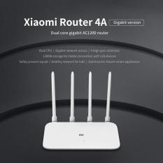 Router Wifi Xiaomi gen 4C / Xiaomi Router 4A Kép AC1200 Độ Lợi Cao 4 Ăng Ten Wifi Repeater Mạng Mở Rộng cho các Nhà Văn Phòng – 4 Anten