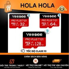 Thẻ nhớ Yoosee 32Gb 64GB 128GB Class 10 chuyên dụng cho Camera IP (Loại theo máy)
