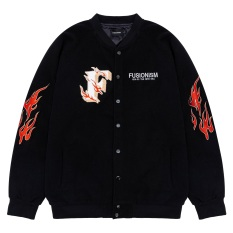 Varsity Jacket Dragon