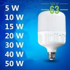 Bóng Đèn Led Siêu Sáng Tiết Kiệm Điện-Đuôi Vặn (Tuỳ chọn Watt)