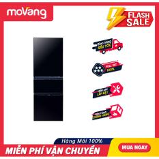 [TRẢ GÓP 0%] Tủ Lạnh Mitsubishi inverter 330 Lít MR-CGX41EN-GBK-V (2019) – Công nghệ làm lạnh : Luồng khí lạnh đa chiều – Công nghệ inverter
