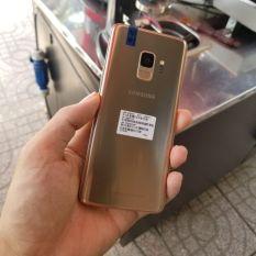 Điện thoại Samsung Galaxy S9 bản Hàn 2 SIM bóng loáng