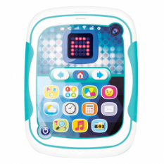Đồ chơi giáo dục – Bảng Ipad hỗ trợ học tập số, chữ cái và nhiều kiến thức thú vị cho bé Winfun WF002272 hàng chính hãng