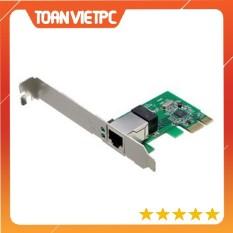 Card pci express to lan | Card mạng lan dùng cho main H61