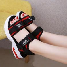 sandal đế cao 2 màu