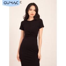 Váy đầm nữ thun xoắn eo DA536 GUMAC