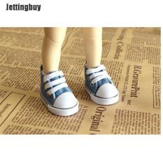 Giày thể thao mini 5cm vải canvas búp bê Bjd nhiều màu sắc để lựa chọn – INTL