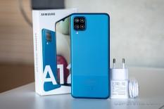 Điện thoại Samsung Galaxy A12 (4GB/128GB) Pin 5000mAh cụm 4 camera màn hình 6.5″- BH 12 tháng