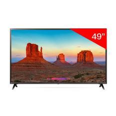 Smart TV LG 49inch 4K Ultra HD – Model 49UK6320PTE (Đen) – Hãng phân phối chính thức