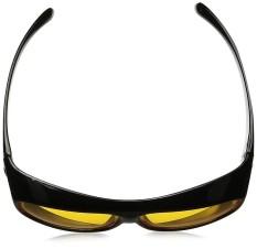 Bộ 2 kính chống lóa ban đêm, và kính mát ban ngày1 kính đen và 1 kính vàng bảo vệ mắt khỏi tia cực tím