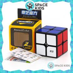 Đồ chơi Rubik 2×2 Qiyi khối lập phương bằng nhựa ABS an toàn cho trẻ em