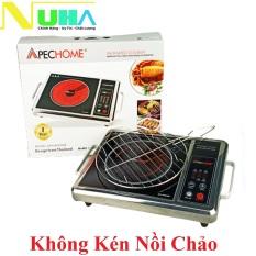 [Hàng chính hãng]Bếp Điện Hồng Ngoại không kén nồi chảo 2000W Apechome APH-BQ230E-bảo hành 12 tháng – Dự kiến giao 24/6