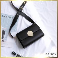 Túi xách, túi đeo chéo nữ 2 dây đi kèm Basic Bag 2019 – FANCY