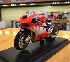 Mô hình xe mô tô Ducati 1199 Superleggera tỉ lệ 1/18 hãng Maisto