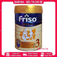 Sữa Friso Gold 3 800g Nội Địa Nga Cho Trẻ Từ 1-3 Tuổi (FRISOLAC GOLD – FRISO LAC )