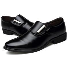 Giày công sở nam cao cấp màu đen ADODA – ADDGN295