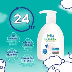 Dưỡng Ẩm Da Cho Bé Jelly Bubble 250ml