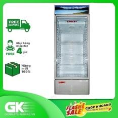 Tủ mát Sanaky 170 lít VH-218K, được trang bị dàn lạnh bằng chất liệu nhôm cao cấp có khả năng làm lạnh rất hiệu quả, nhanh chóng làm mát các loại thức uống