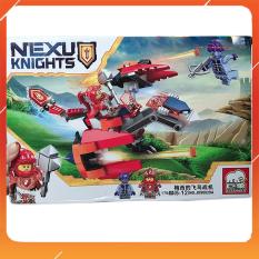 Đồ Chơi Noel – Xếp Hình Thông Minh Nexo Knight Jx90029A – Đồ Chơi Trẻ Em Toy Mart