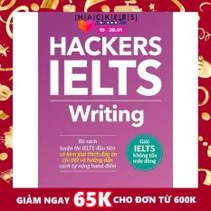 Sách – Hackers Ielts: Writing
