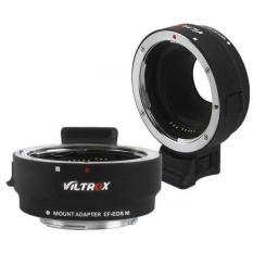 Ngàm Chuyển Auto Focus Viltrox EF-EOS M Cho Canon EOS M