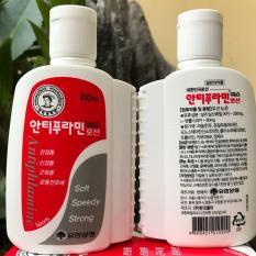 [Combo 2 chai] Dầu nóng xoa bóp Hàn Quốc Antiphlamine 100ml