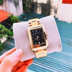 [FLASH SALE]Đồng hồ Nữ Halei dây kim loại không ghỉ, chống nước, chống xước tuyệt đối HL0289