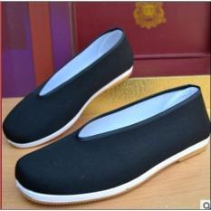 Giày nam cổ trang Lý tiểu long võ thuật múa võ kungfu phong cách Trung Quốc