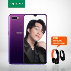 OPPO F9 – Hãng phân phối chính thức – Tặng tai nghe bluetooth