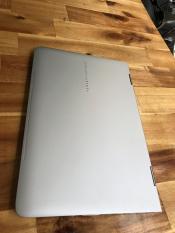 Laptop Hp Spectre 13 X360, i7 5500u, 8G, 128G, Full HD, Touch, 99%, sliver, giá rẻ