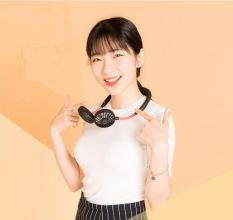 Quạt mini đeo cổ cực dễ thương và tiện ích