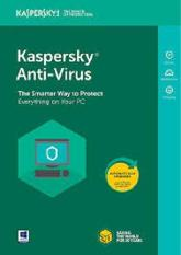 Phần mềm diệt virus Kaspersky Antivirus 3 User