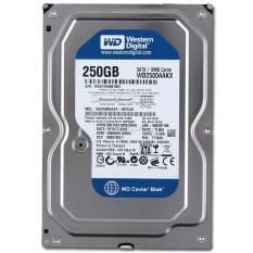 Ổ cứng WD 250gb / 500gb / 1TB,HDD Western Blue/Purple dùng cho Máy tính để bàn, ổ cứng camera . Bảo hành 2 năm.
