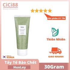 Tẩy Tế Bào Chết Huxley làm sạch da, không khô da, làm dịu phục hồi hợp da dầu, da hỗn hợp, da mụn và nhạy cảm CiCi88