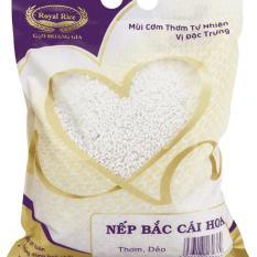 Nếp Bắc Cái Hoa vàng -Combo 2 gói 2kg