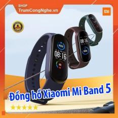 Vòng tay theo dõi sức khoẻ Xiaomi Mi Band 5 / đồng hồ thông minh miband 5, cam kết hàng đúng mô tả, chất lượng đảm bảo an toàn đến sức khỏe người sử dụng, đa dạng mẫu mã