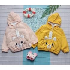 [SALE SỐC] Áo khoác lót bông 2 lớp SIÊU DỄ THƯƠNG dành cho bé từ 7-32kg