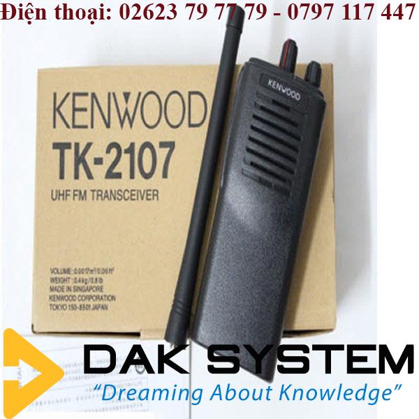 Máy bộ đàm Kenwood TK 2107