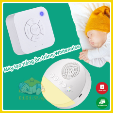 [Bảo hành 6 tháng] Máy Tạo Tiếng Ồn Trắng White Noise 9 âm và 20 âm giúp bé ngủ ngon, sâu giấc theo phương pháp EASY