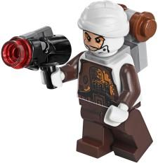 LEGO Star Wars Minifigures Thợ Săn Tiền Thưởng Dengar