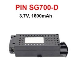 Pin máy bay flycam SG700 D 1600mAh 37V