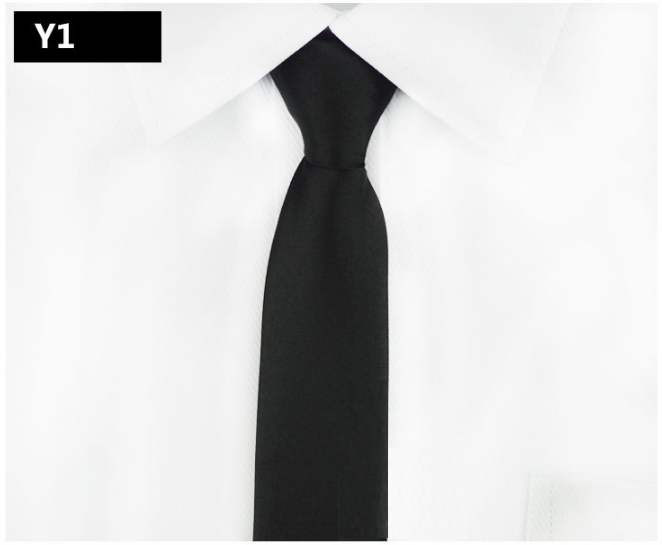 [HCM] Cà vạt nam bản nhỏ 5cm nhiều màu lựa chọn
