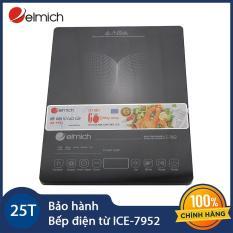 Bếp Điện Từ Cao Cấp Elmich ICE-7952 Chính Hãng, Bảo Hành 25 Tháng – Xuất xứ CH Séc